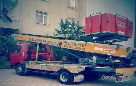 beykoz evden eve taşımacılık