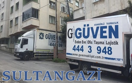 evden eve nakliyat sultangazi istanbul